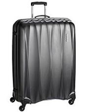 American Tourister Polycarbonate 68 cms Gun Metal Hardsided Suitcase (38W (0) 58 002) for Rs. 5,391