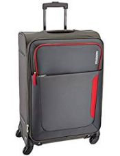 American Tourister Polyester 77 cms Grey Soft Sided Suitcases (23O (0) 68 003) for Rs. 6,499
