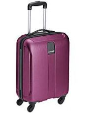 Safari Thorium Polycarbonate 55 cms Purple Hardsided Carry-On (Thorium-Stubble-Magenta-Purple-55-4WH) for Rs. 3,670