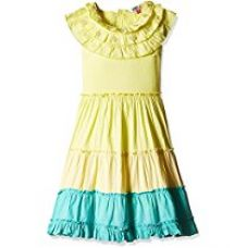 Buy People Girls Casual Dress from Amazon