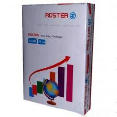 Buy Roster 75 GSM A4 Size from Moglix