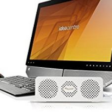 Buy Mobilegear Mini Smart USB Speaker for Notebook Laptop PC & Macbook with Digital Sound Good Bass & Treble Music Quality (No AUX Required) from Amazon