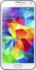 Buy Samsung Galaxy S5 (Shimmery White, 16 GB)  (2 GB RAM) from flipkart