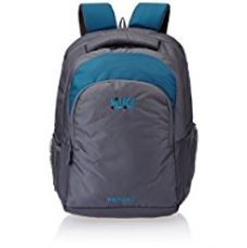 Buy Wildcraft Polyester 34 ltrs Grey Laptop Bag (8903338054283) from Amazon