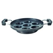 Buy Prestige Omega Select Plus Residue Free Non-Stick Paniyarakkal, 25cm from Amazon