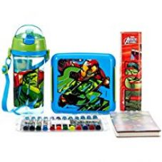 Marvel Spider Man back to School stationery combo set, 999, Multicolor for Rs. 999