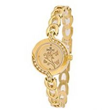 Swisstyle Analogue Gold Dial Women's Watch - SS-LR1403-GLD-GCH for Rs. 565