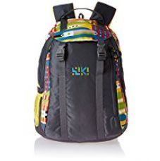 Buy Wildcraft 30 Ltrs Grey Casual Backpack (Wiki Whirl New) from Amazon