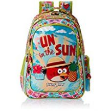 Angry Birds Green Children's Backpack (EI - AB0078) for Rs. 1,619