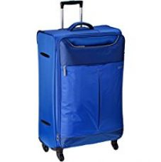 American Tourister Sky Polyester 82Cms Blue Soft Sided Suitcase (25R (1) 31 003) for Rs. 6,232