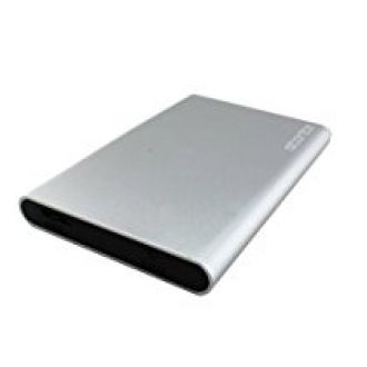 Storite 2.5 Inch SATA to USB 3.0 External Hard Drive Enclosure/Caddy (Black), Hard Drive Not Included for Rs. 619