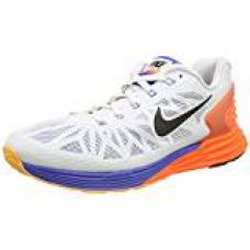 Buy Nike Lunar Glide Men's Sport Shoes (10UK / 11US, White) from Amazon