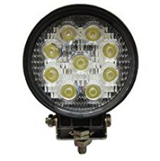 Buy Tufkote Flood Beam Auxiliary LED Lamp for Cars and Bikes (27W) from Amazon