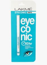 Get 25% off on Lakme LAKME EYECONIC - WHITE 0.35G