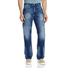 Buy Lee Men's Jacob-A Straight Fit Jeans from Amazon