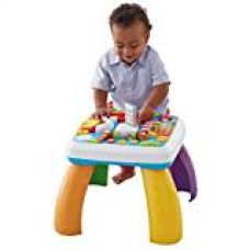 Buy Fisher Price Laugh Learn Around the Town Learning Table, Multi Color from Amazon