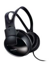 Flat 14% off on Philips SHP1900 Over-The-Ear Headphone (Black)