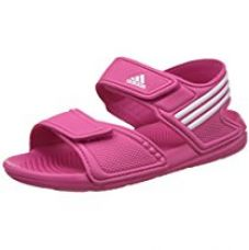 Buy adidas Boy's Akwah 9 K Sandals and Floaters from Amazon