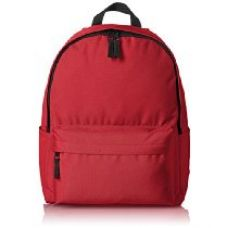 Buy AmazonBasics Classic Backpack - Red from Amazon
