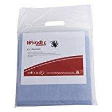 Wypall High Absorbent Reusable Wiping Cloth, 70 x 10 x 10 Inches, Pack of 50, Blue, 60012 by Kimberly-Clark for Rs. 395