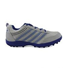 Vector X Drive-II Cricket Shoes, UK 8 (Blue/Grey) for Rs. 799