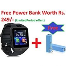 Buy Roboster Bluetooth Smart Watch Wrist Watch Phone with Camera & SIM Card Support, New Arrival Best Selling Premium Quality Lowest Price with Apps like Facebook, Whatsapp, QQ, WeChat, Twitter, Time Schedule, Read Message or News, Sports, Health, Pedometer, Sedentary Remind & Sleep Monitoring, Better Display, Loud Speaker, Microphone, Touch Screen, Multi-Language, Compatible with Android iOS Mobile Tablet PC iPhone 4/4S/5/5S/6/6S/6 , Samsung, Song, LG, HTC, Huawei, ZTE, Oppo, Xiaomi(Assorted Color) from Amazon