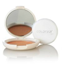 Buy Colorbar Radiant White UV Compact Powder, Tan from Amazon