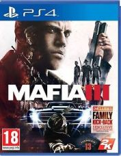 Buy BRAND NEW SEALED MAFIA III 3 PS4 PLAYSTATION 4 GAME + BONUS DLCS from Ebay