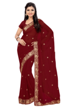 Buy X DEMARCAWomens Faux Georgette Saree (Buy any Demarca product & get a pair of matching earrings free)    DEMARCA Womens Faux Georgette Saree (Buy any Demarca product & get a pair of matching earrings free)    ...       Rs 6524 Rs 2479  (62% Off)         Size: FS for Rs. 2479
