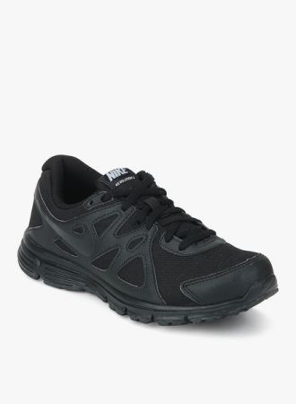 Black Running Shoes for Rs. 2995