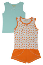 Get 50% off on X LIFEGirls Cotton Solid and Printed Top and Short Set Pack of 2    LIFE Girls Cotton Solid and Printed Top and Short Set Pack of 2    ...       Rs 749 Rs 375  (50% Off)         Size: 12-18 M, 18-24 M, 24-36 M, 3-6 M