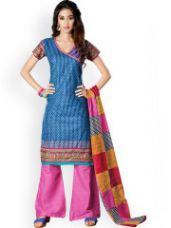 Buy Unstitched Dress material for Rs. 305