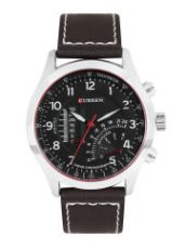 Buy Men Analogue Watch 8152BK from Myntra