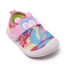 Pink Camouflage Print Sneakers for Rs. 399