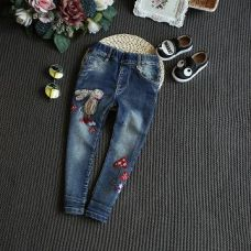 Get 30% off on Stylish Applique Jeans