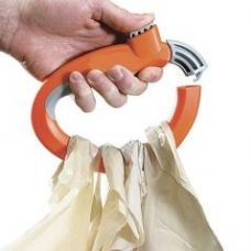 Get 71% off on Set Of 2 Trip Grip Handle Carry Multiple Bags Without Hand Strain Locking H