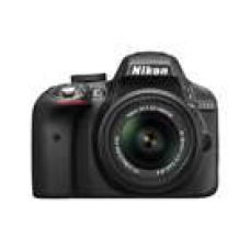 Flat 3% off on Nikon D3300 24.2 MP DSLR Camera (Black)