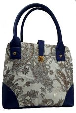 Buy Jovial Bags Women Handbag( Blue , Jbh104) from Amazon