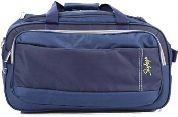 Skybags Cardiff Polyester 55 cms Blue Travel Duffle (DFCAR55BLU) for Rs. 1,499
