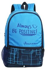 POLE STAR HERO 32 Lt Sky & Navy Casual Backpack/ Daypack for Rs. 399