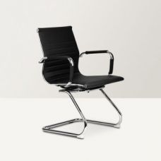 Get 55% off on Astra Visitor PU Office Chair Black