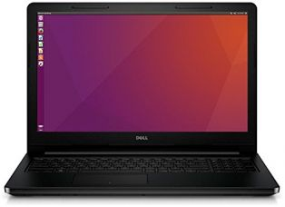 Dell Inspiron 15 3565 15-inch Laptop (7th Gen E2-9000/4GB/500GB/Ubuntu Linux 16.04/Integrated Graphics), Black for Rs. 24,449