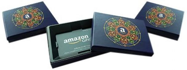 Amazon.in Gift card - in a Blue Gift Box (Pack of 3) - Rs.3000 for Rs. 3,000