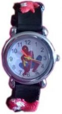 Rana Watches Sw-blk-md Spiderman Analog Watch - For Boys for Rs. 199