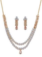 Stone-Studded Jewellery Set for Rs. 1762