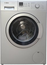 Buy Bosch 7 kg Fully Automatic Front Load Washing Machine Silver  (WAK24168IN) for Rs. 28,999