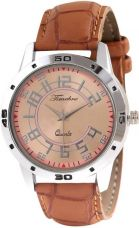 Flat 80% off on Timebre MXBRW262-5 All Brown Watch  - For Men