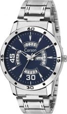 Carson CR5604 Day and Date Refiner Watch  - For Men for Rs. 381
