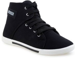 Flat 34% off on Oricum Boxer-303 Sneakers  (Black)