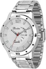 Buy Britex Day and Date Function Analog Watch For Men / Boys - MM-6044 from Amazon